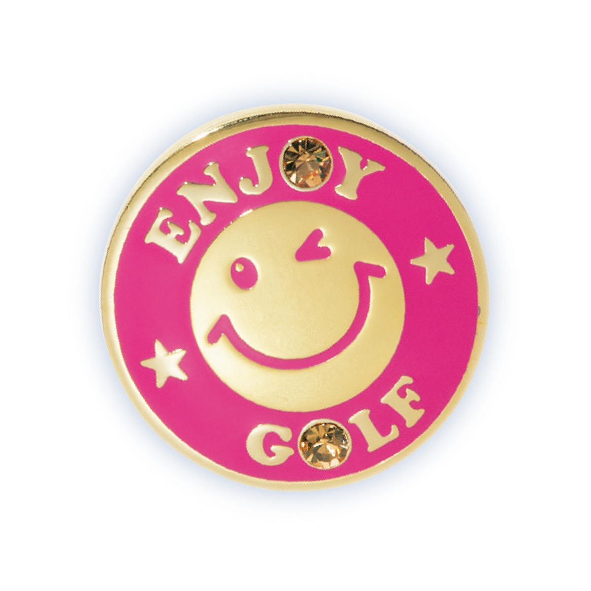MEGA MARKER ENJOY GOLF GOLD Ver.