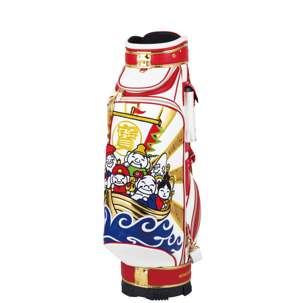 [限定50本] 七福神/SEVEN GODs CART BAG GOLD Version LEM