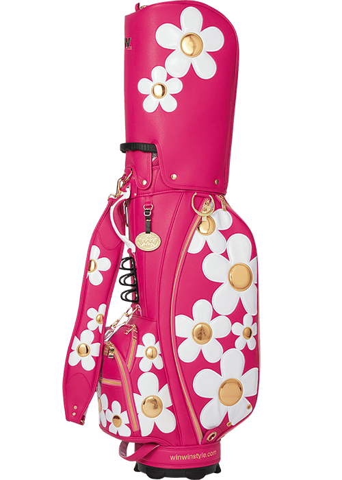 DAISY CART BAG GOLD Version ROSE (ローズ)